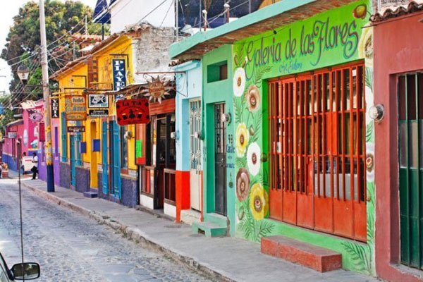 Calle de Ajijic